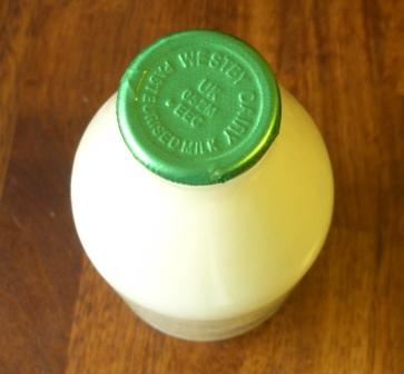 Green Top Whole Milk - Real Milk