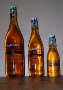 Yorkshire Rape Seed Oil in Kilner Bottles