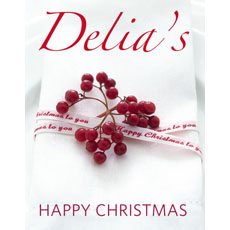 Delia's Happy Christmas Recipe Book