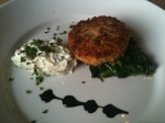 Craven Arms Haddock Fishcake