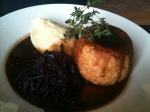 Craven Arms Steak Pudding