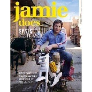 Jamie Oliver Does Spain