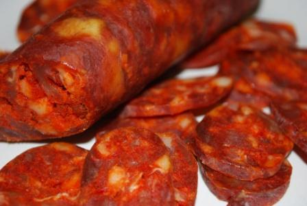 Yorkshire Spicy Chorizo