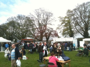 Yorkshire Dales Food Festival, Leyburn