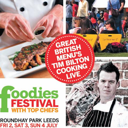 Leeds Foodies Festival