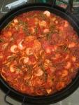 BBQ Paella with Yorkshire Chorizo