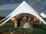Cool Champagne Tent