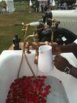 Hendrick's Gin Bath