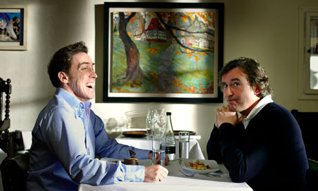 The Trip BBC2 Rob Brydon & Steve Coogan