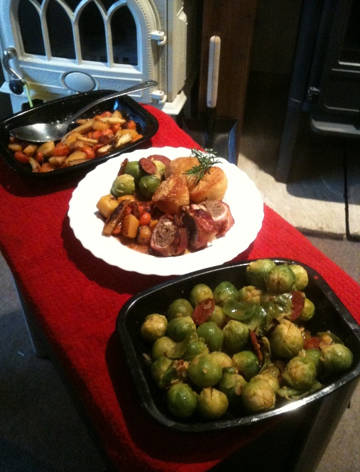 The Full Christmas Dinner