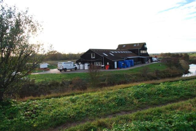 Colchester Oyster Fishery Pyefleet