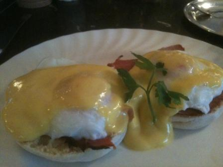 eggs benedict bettys
