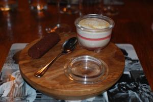 Tomlinson Rhubarb Trifle