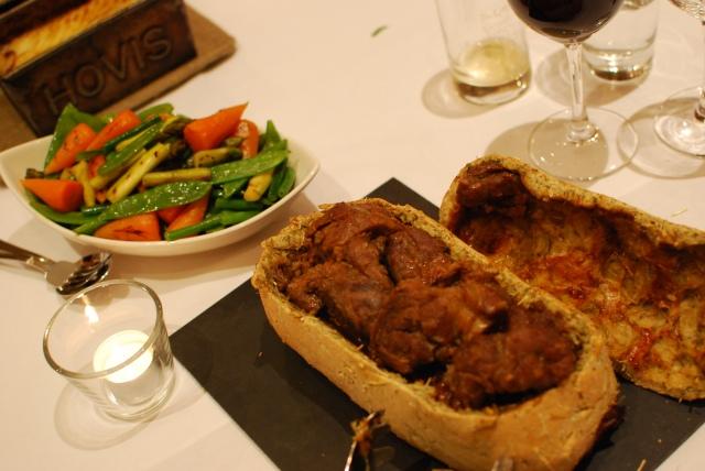 Haymakers Twice baked Nidderdale Lamb Great British Menu