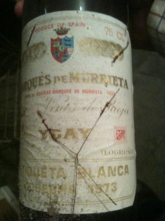 marquesde murrieta 1973