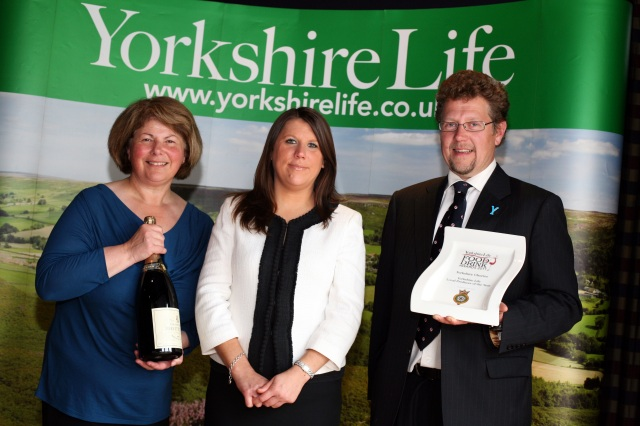 Yorkshire Life Awards Food Producer of the Year
