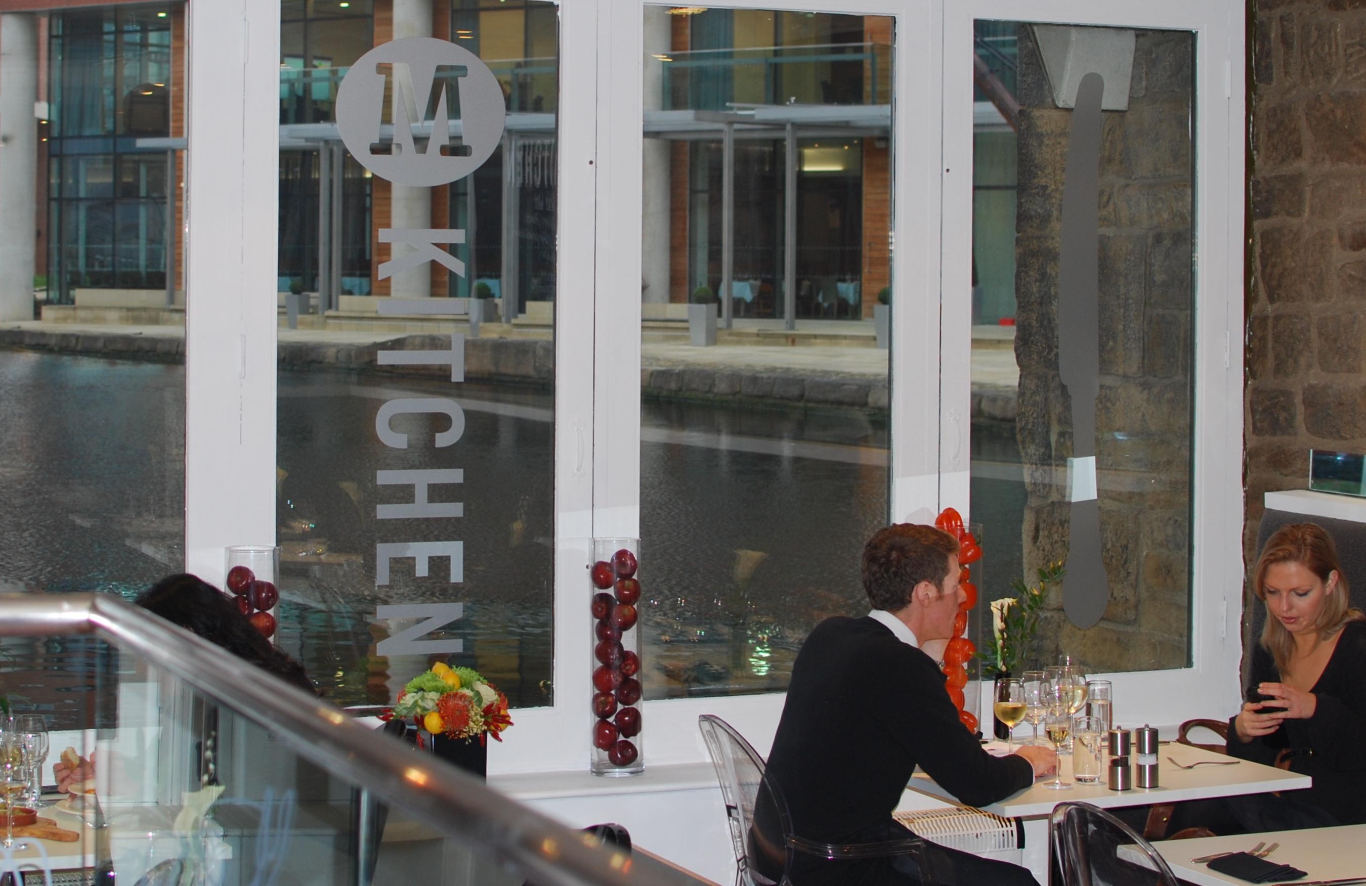 m kitchen canal wharf leeds - M Kitchen