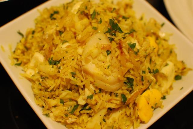 kedgeree shrager