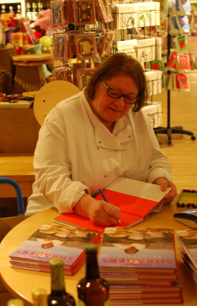 Rosemary Shrager Book Signing