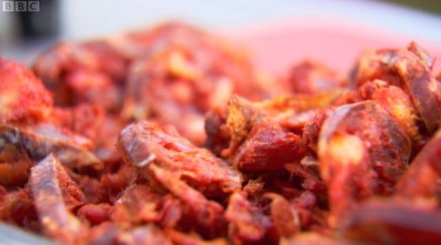 BBC Campervan Yorkshire Chorizo