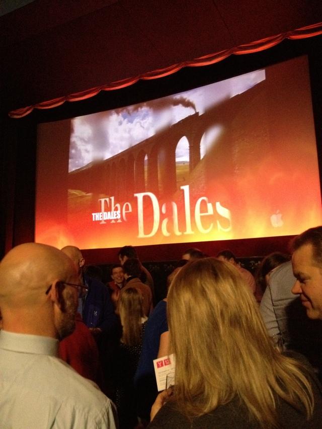 The Dales ITV Skipton Premiere