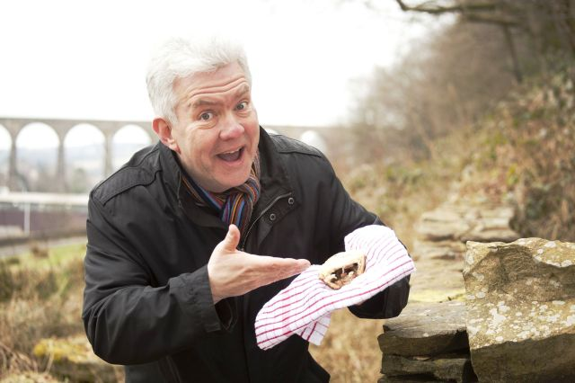 National Pie Week Ian McMillan