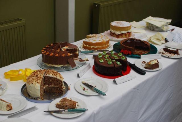 clandestine cake club Skipton