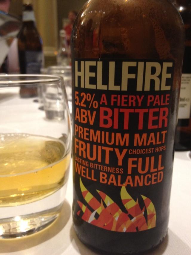 Leeds Brewery hellfire pale bitter