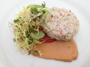 Whitby Lobster and Crab Salad
