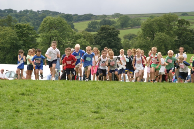 Malham Show Fell Race
