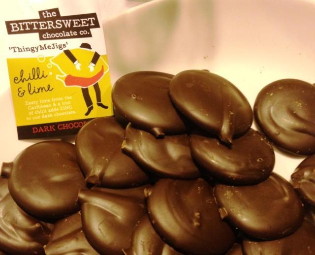 BBC Good Food Awards Chocolate