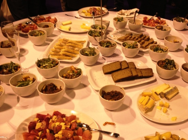 South West Table BBC Good Food Awards