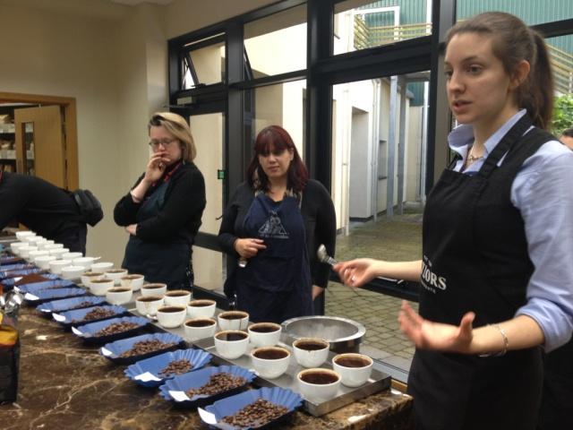 Coffee Tasting Masterclass