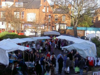 headingley farmers market