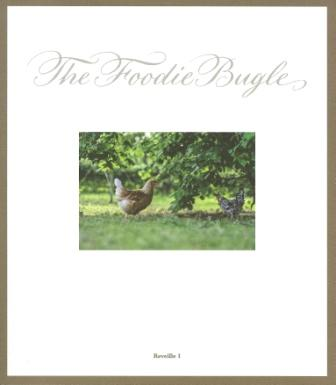 The Foodie Bugle issue 1