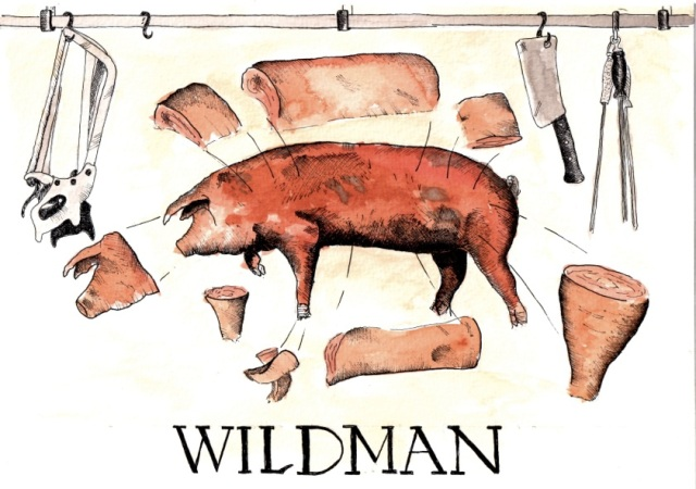 Pork Butchery Cuts Wildman Butchery