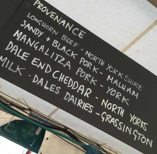 Kilnsey Show Provenance