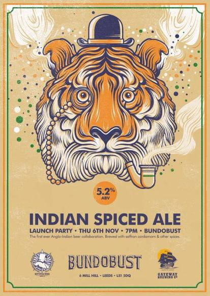 Northern Monk Brew Co Indian Spiced Ale