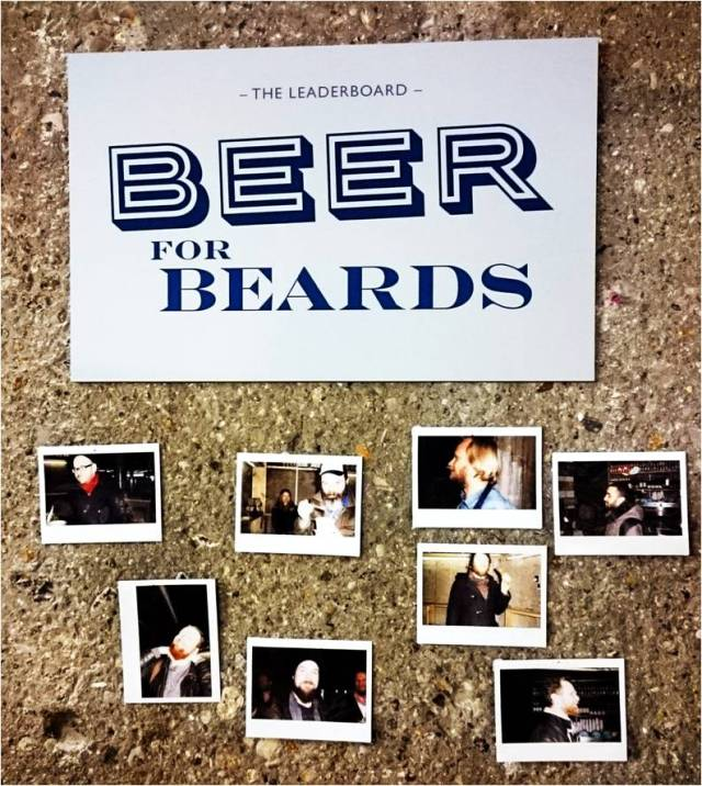 Beer for Beards