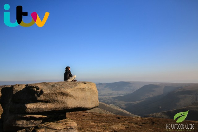 Julia Bradbury Best Walks with a View ITV