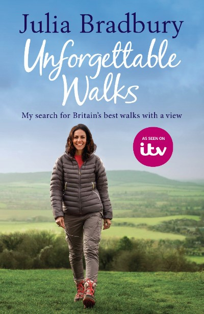 Julia Bradbury Unforgettable Walks