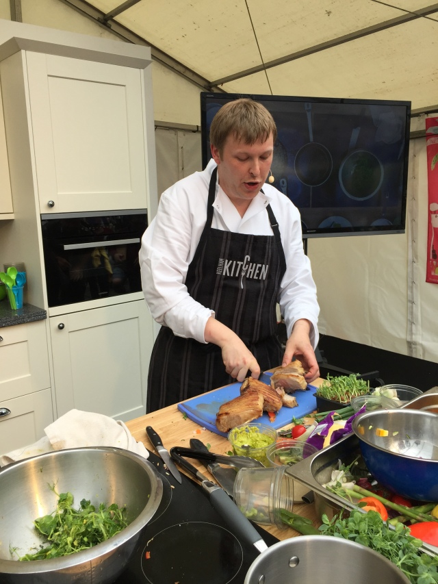 Matt from Keelham Kitchen
