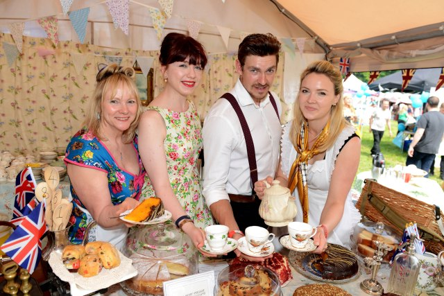 Foodies festival 2016 Ripley Castle