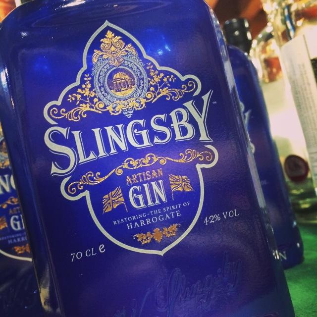Slingsby Harrogate Gin