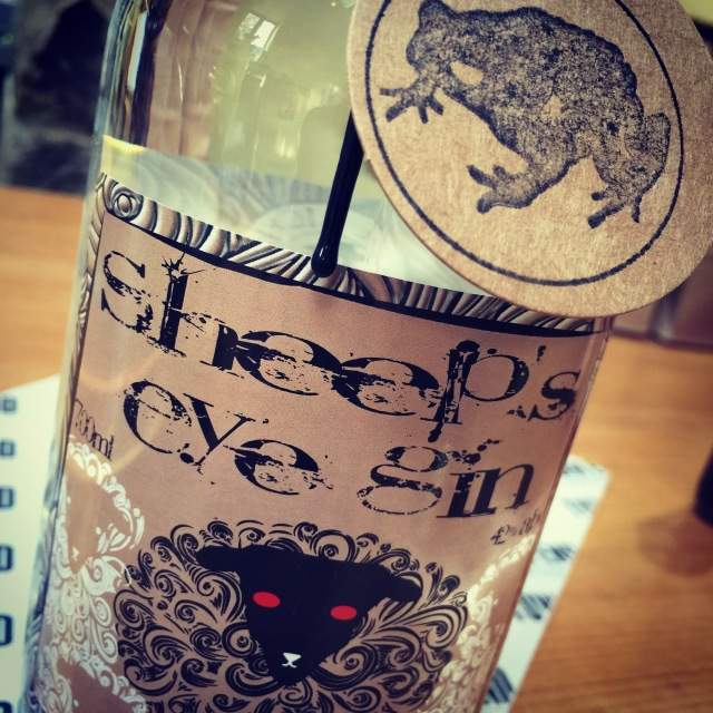 Sheeps Eye Gin
