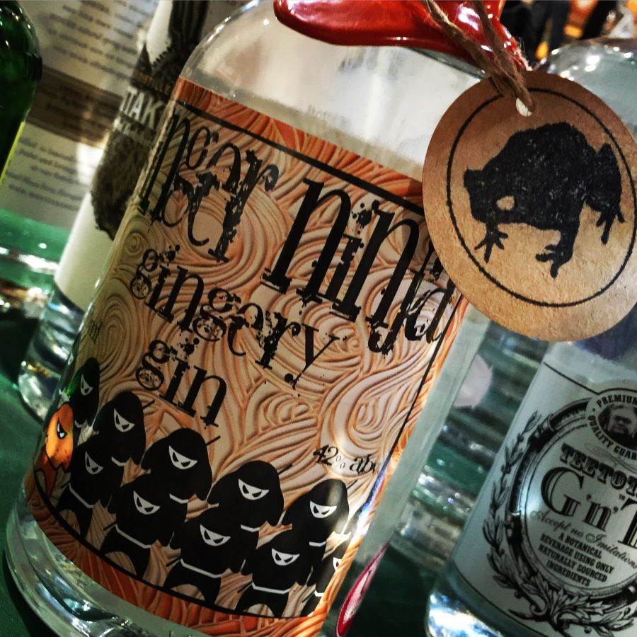 Ginger Ninja Yorkshire Gin