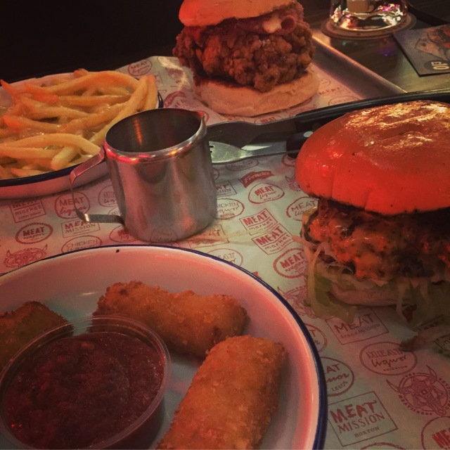Meat Liquor Leeds