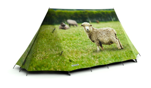 Field Candy Animal Farm Sheep Tent