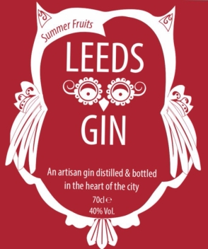 leeds summer fruits gin