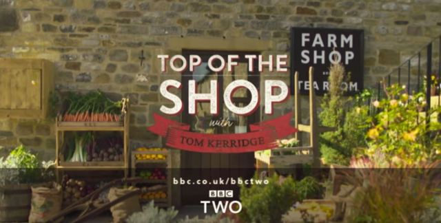Top of the Shop with Tom Kerridge BBC2